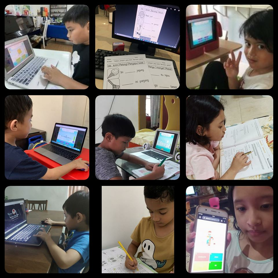 online learning group